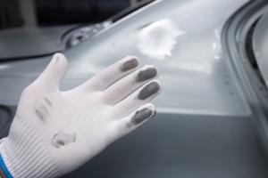 белая перчатка, тест